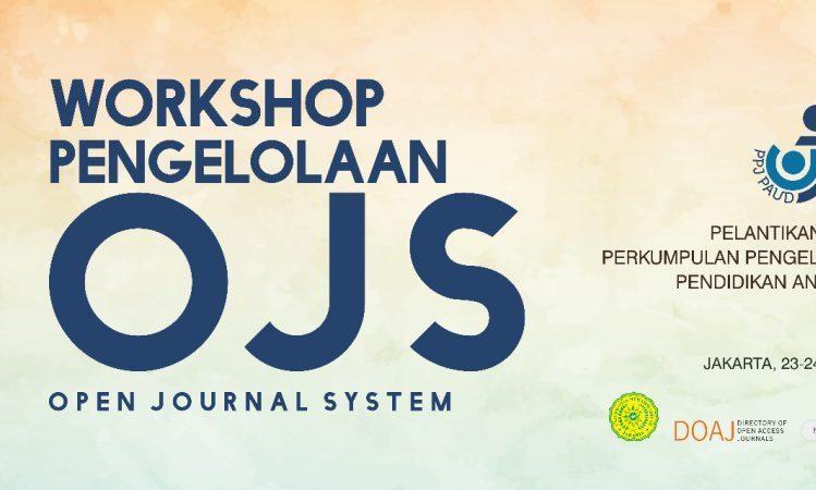 Workshop Pendampingan OJS menuju Indeksasi DOAJ