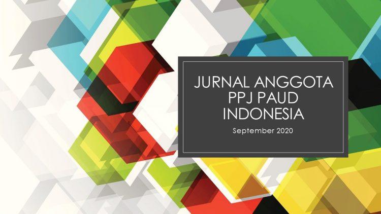 Jurnal Anggota PPJ PAUD Indonesia